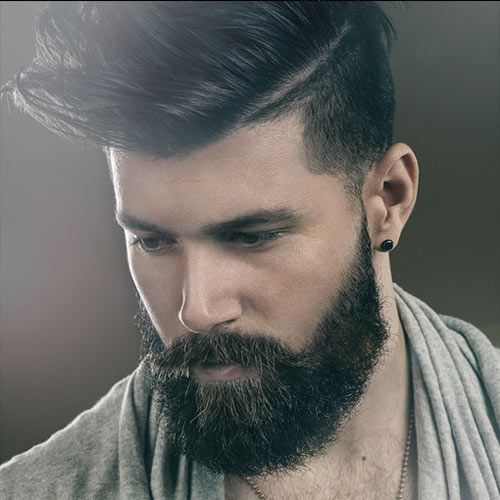 Fine 5 Beard Styles To Rock Your Look The Man Mag Short Hairstyles For Black Women Fulllsitofus