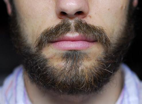 Как сделать что бы были густые усы 486