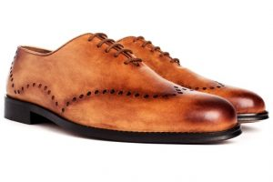 Oxford Shoes Father's Day Gift