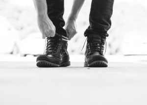 footwear for the alternate