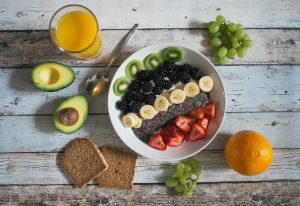 Fruits add a lot of micro nutrients which are extremely necessary for hair care.