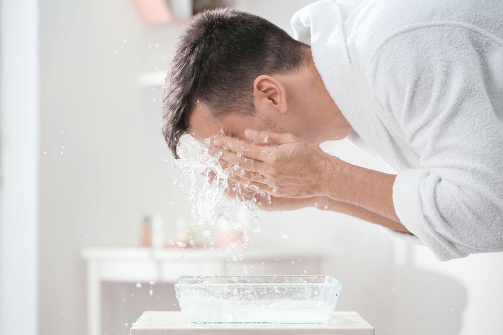 Remove Blackheads Wash Face