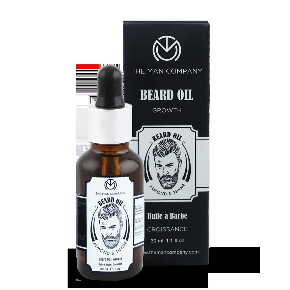 The Man Company Beard Growth Oil